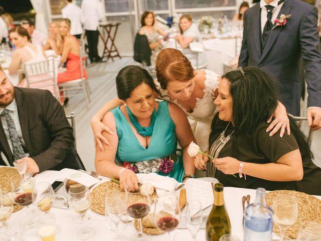 La boda de Sergio y Nuria en Alberic, Valencia 68