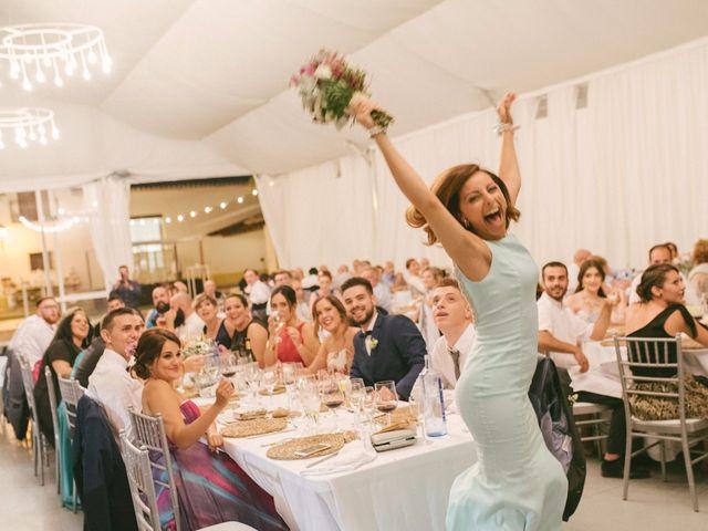 La boda de Sergio y Nuria en Alberic, Valencia 69