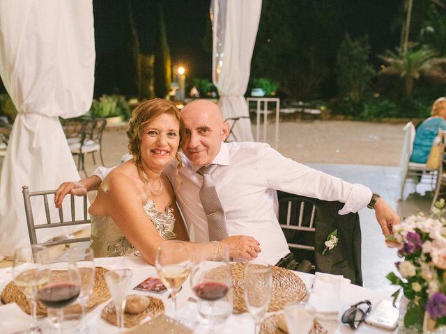 La boda de Sergio y Nuria en Alberic, Valencia 70