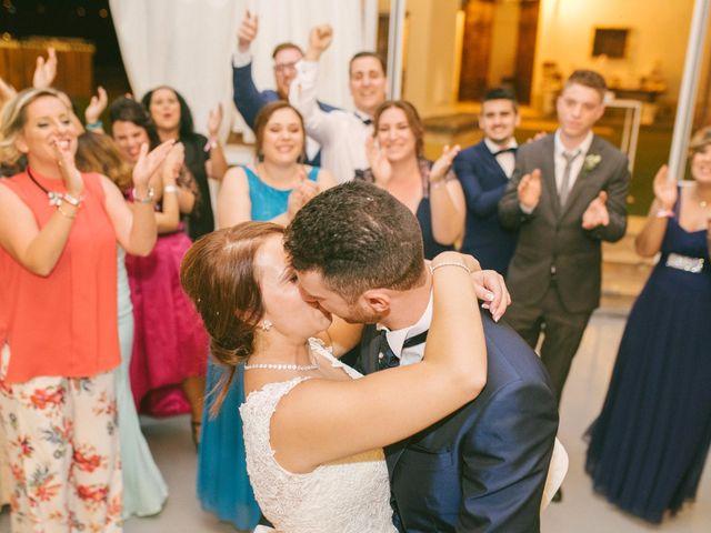 La boda de Sergio y Nuria en Alberic, Valencia 72