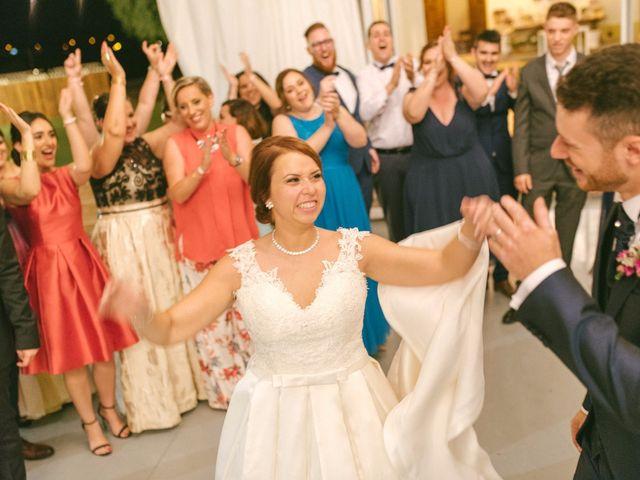La boda de Sergio y Nuria en Alberic, Valencia 73