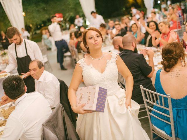 La boda de Sergio y Nuria en Alberic, Valencia 75