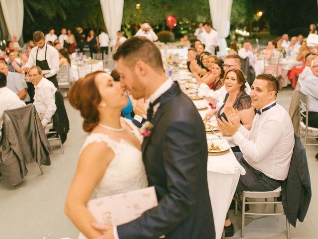 La boda de Sergio y Nuria en Alberic, Valencia 76