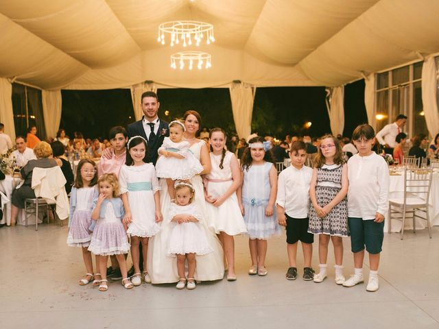 La boda de Sergio y Nuria en Alberic, Valencia 80
