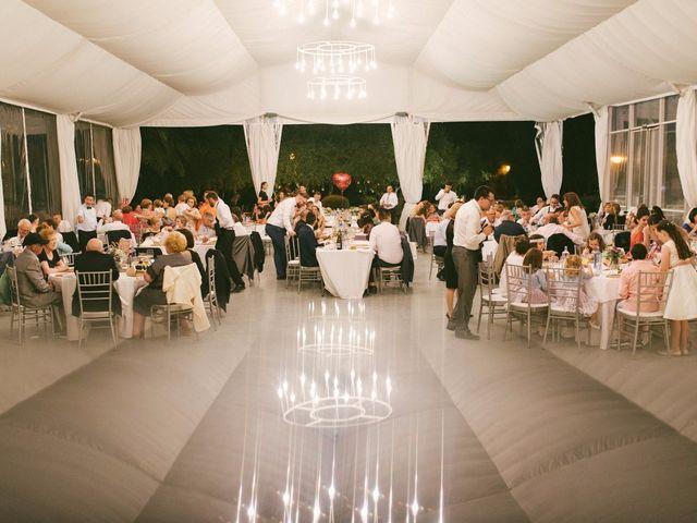 La boda de Sergio y Nuria en Alberic, Valencia 81