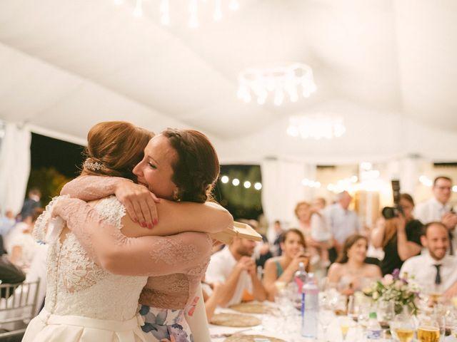 La boda de Sergio y Nuria en Alberic, Valencia 82