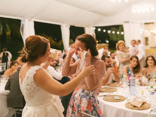 La boda de Sergio y Nuria en Alberic, Valencia 83