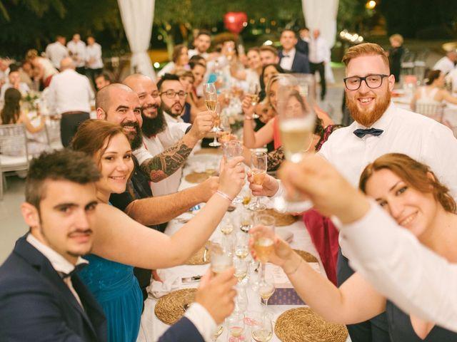 La boda de Sergio y Nuria en Alberic, Valencia 84