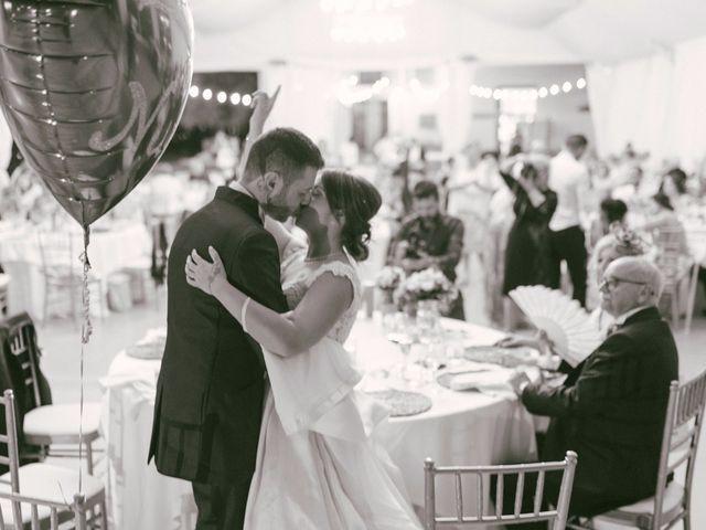 La boda de Sergio y Nuria en Alberic, Valencia 85