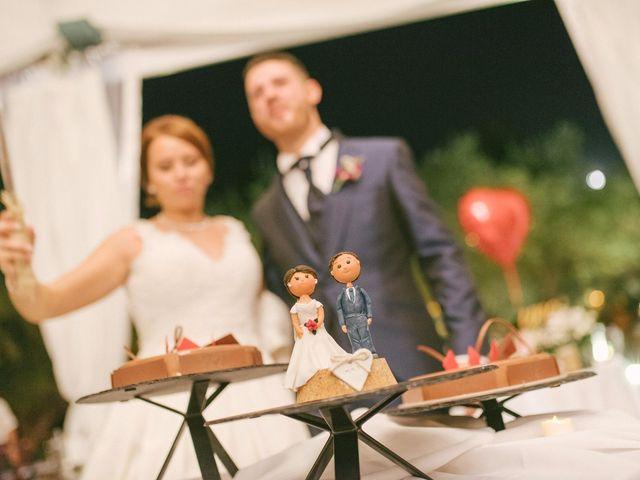 La boda de Sergio y Nuria en Alberic, Valencia 86