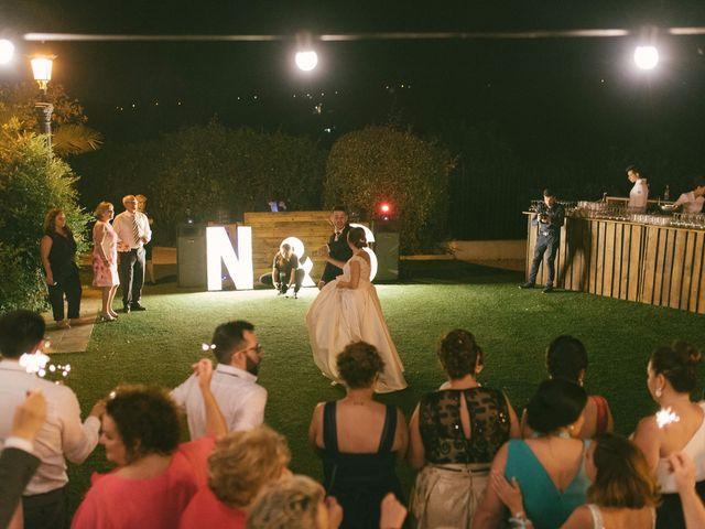 La boda de Sergio y Nuria en Alberic, Valencia 96