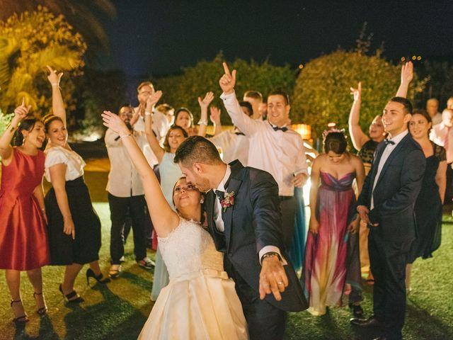 La boda de Sergio y Nuria en Alberic, Valencia 97