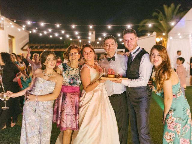 La boda de Sergio y Nuria en Alberic, Valencia 100