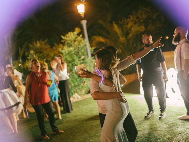 La boda de Sergio y Nuria en Alberic, Valencia 102