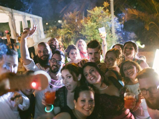 La boda de Sergio y Nuria en Alberic, Valencia 103