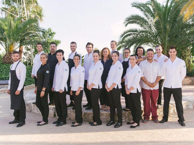 La boda de Sergio y Nuria en Alberic, Valencia 53