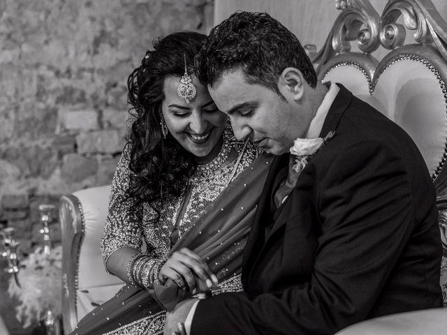 La boda de Aysha y Sufyan