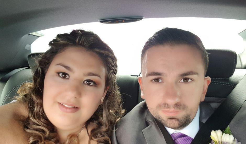 La boda de Samuel y Iris en Los Realejos, Santa Cruz de Tenerife
