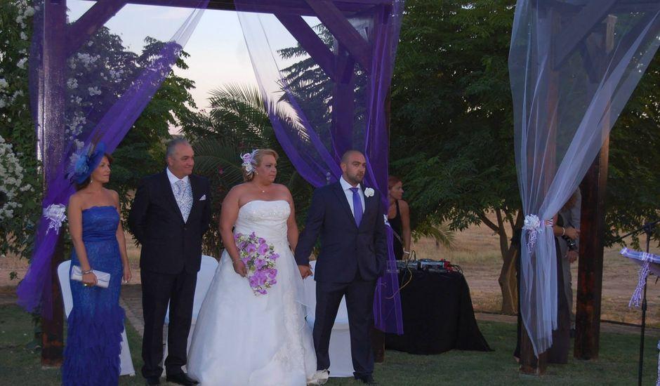 La boda de Sebastian  y Mercedes en Sevilla, Sevilla