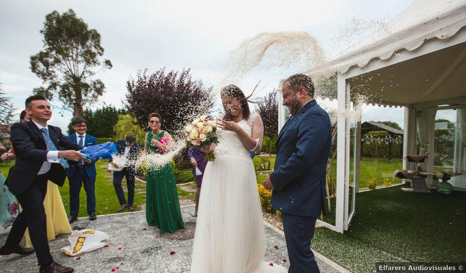 La boda de Oacar y Liliana en Vilalba, Lugo
