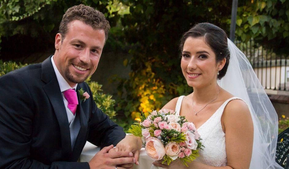 La boda de Julián y Irene  en Málaga, Málaga