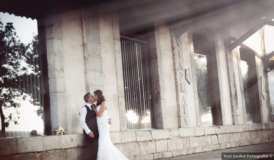 La boda de Alberto y Patricia en Hervas, Cáceres