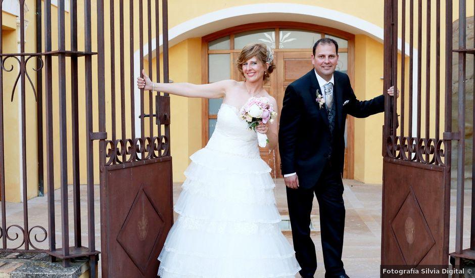 La boda de Raul y Virginia en Monzon, Huesca