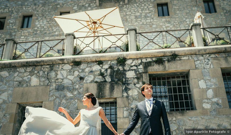 La boda de Unai y Lorena en Hondarribia, Guipúzcoa