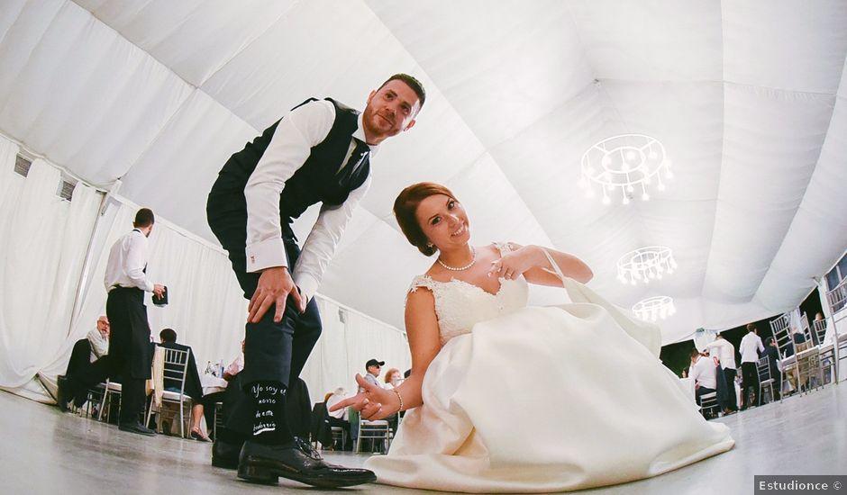 La boda de Sergio y Nuria en Alberic, Valencia