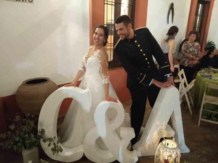 La boda de Carlos  y Andrea