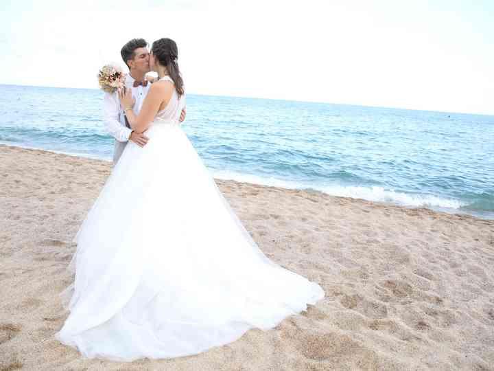 La boda de Casandra y Marcos