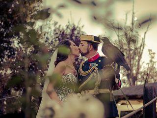 La boda de Javier y Mónica