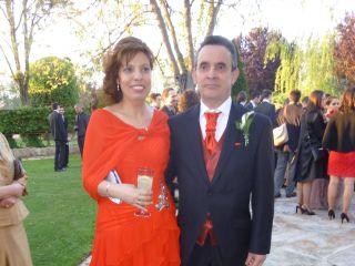 La boda de Alexandra y Ricardo 1