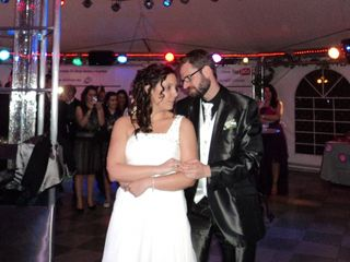 La boda de Alexandra y Ricardo