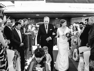 La boda de Mari y David 2