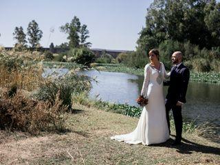 La boda de Mari y David