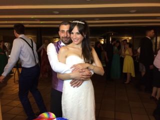 La boda de Marcos y Jessica