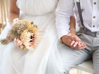 La boda de Casandra y Marcos 1