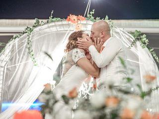 La boda de Lola y Javi