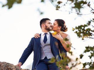La boda de Roser y Fran