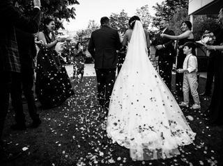 La boda de Alenni y Junior