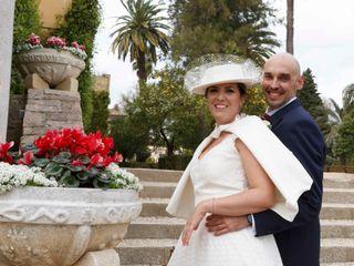 La boda de Esteban y Aurora