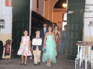 La boda de Ely y Fran 1