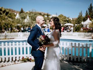 La boda de Macarena y Víctor