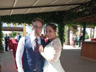 La boda de M. Ángeles y Alejandro