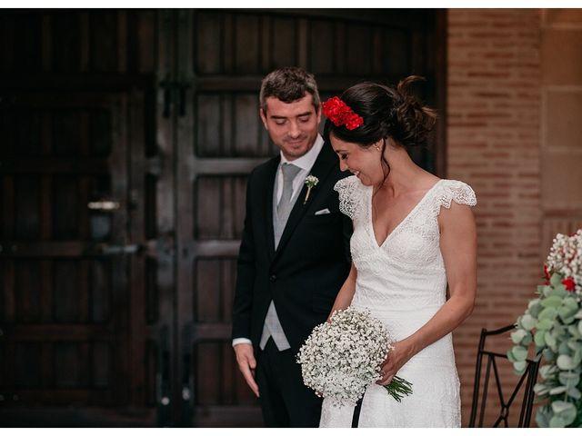 La boda de Pedro y Fátima en Trujillo, Cáceres 19