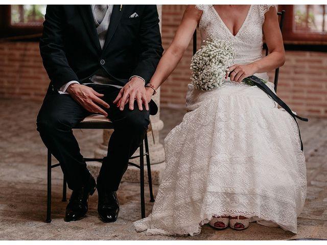 La boda de Pedro y Fátima en Trujillo, Cáceres 20