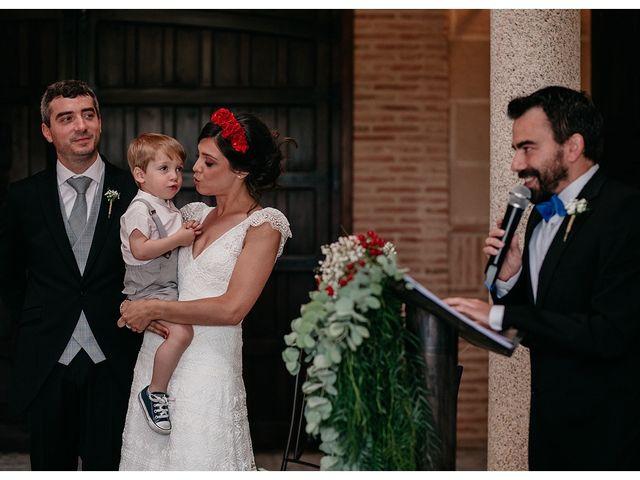 La boda de Pedro y Fátima en Trujillo, Cáceres 26