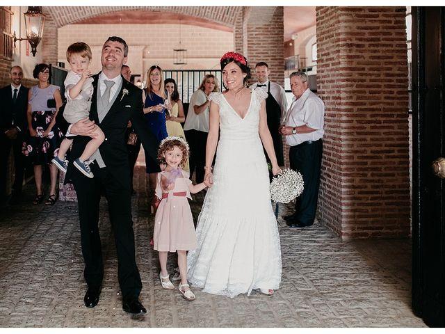 La boda de Pedro y Fátima en Trujillo, Cáceres 28
