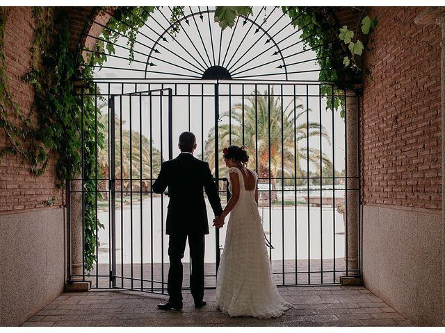 La boda de Pedro y Fátima en Trujillo, Cáceres 33